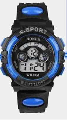 Fashion And Luxury Waterproof, Digital Led Quartz Wrist Watch
