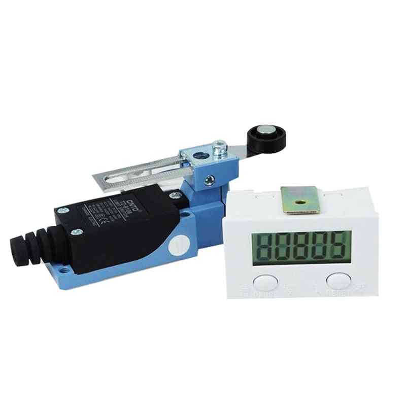 Magnetic Inductive Proximity Switch Durable Digital Electronic Counter Puncher