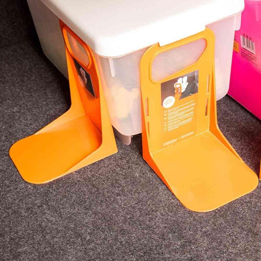 Car Back Auto Trunk Fixed Rack Holder Luggage Box Stand Shake-proof Organizer