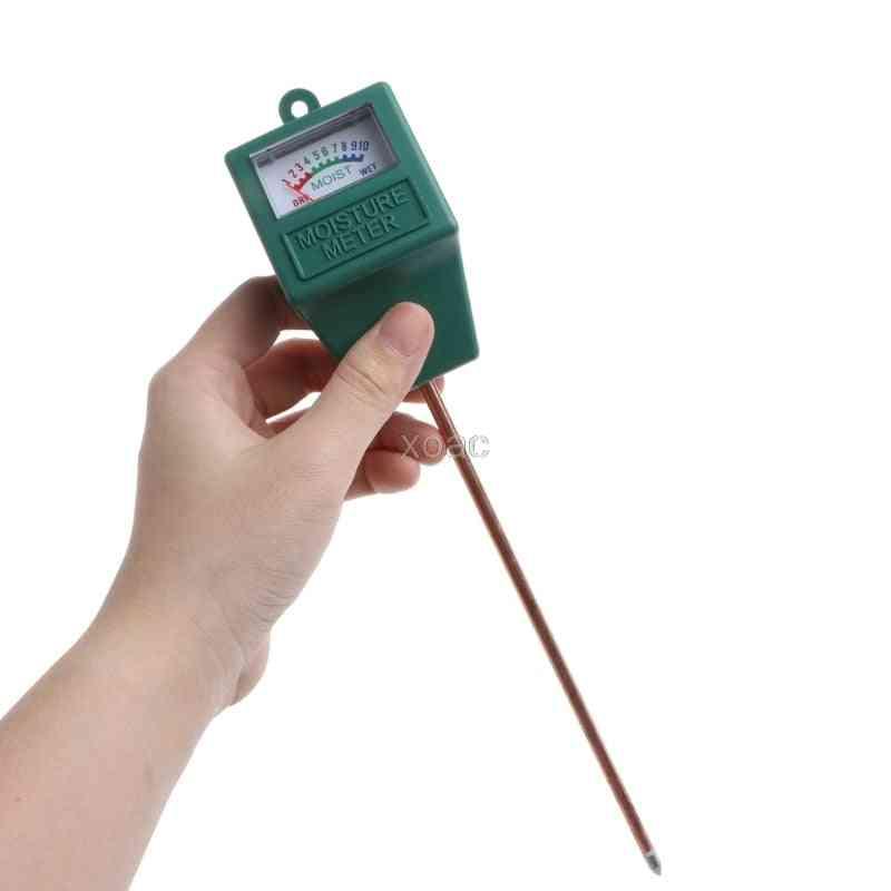 Soil Moisture Tester- Humidity Meter Detector Garden Plant Flower Testing Tool