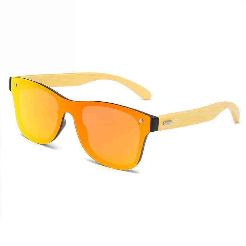 Natural Wooden Sunglasses, Men Polarized Fashion, Driver Goggles, Original Wood