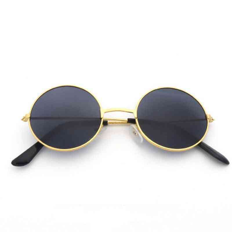 Men, Women Vintage Retro Round Sunglasses, Outdoor Sports Glasses
