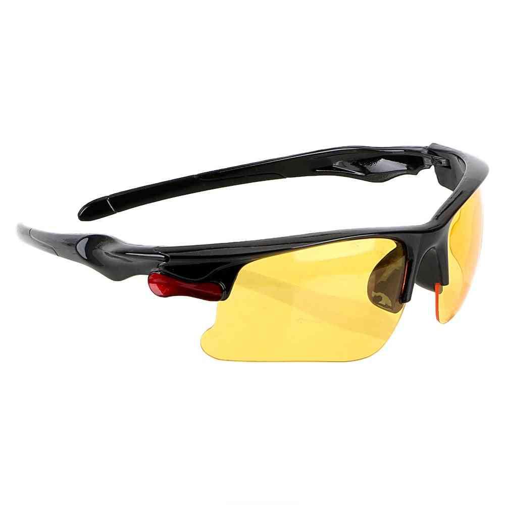 Car Driver Goggles, Night-vision Glasses, Uv Protective Gears Sunglasses