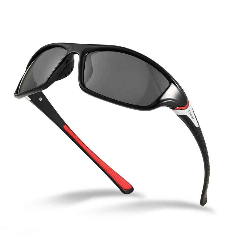 Polarized Sunglasses, Men's Driving Shades, Male Vintage Travel Fishing Sun Goggle