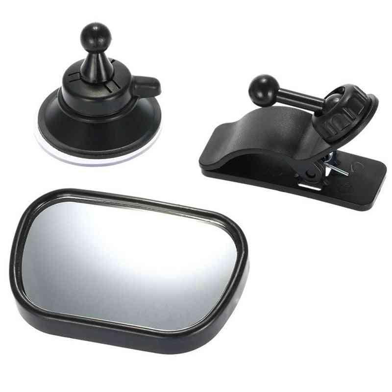 Adjustable, Auto Monitor Safety Rearview Mini Rear Convex Mirror