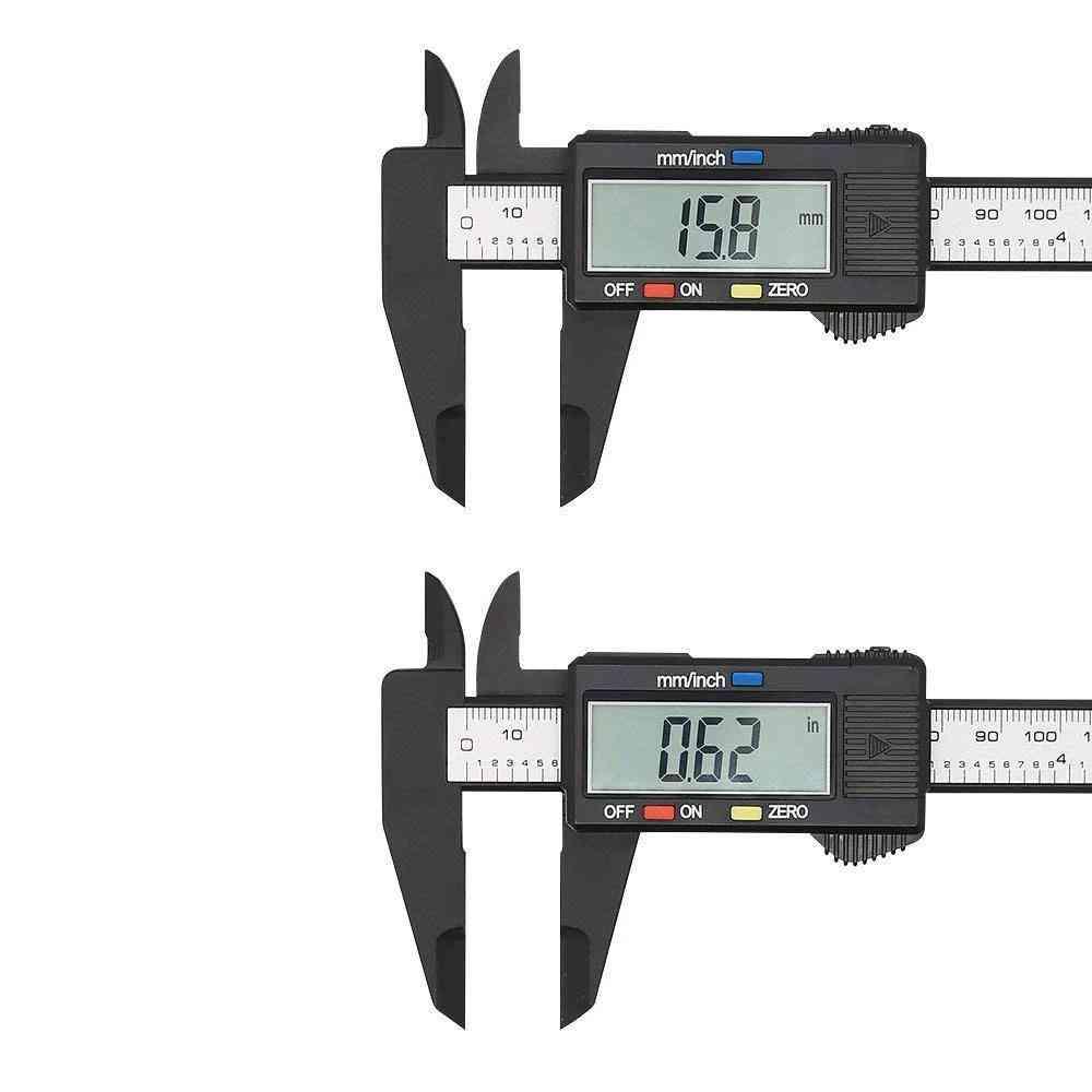 Digital Caliperelectronic Vernier Caliper- Micrometer Digital Ruler Measuring Tool
