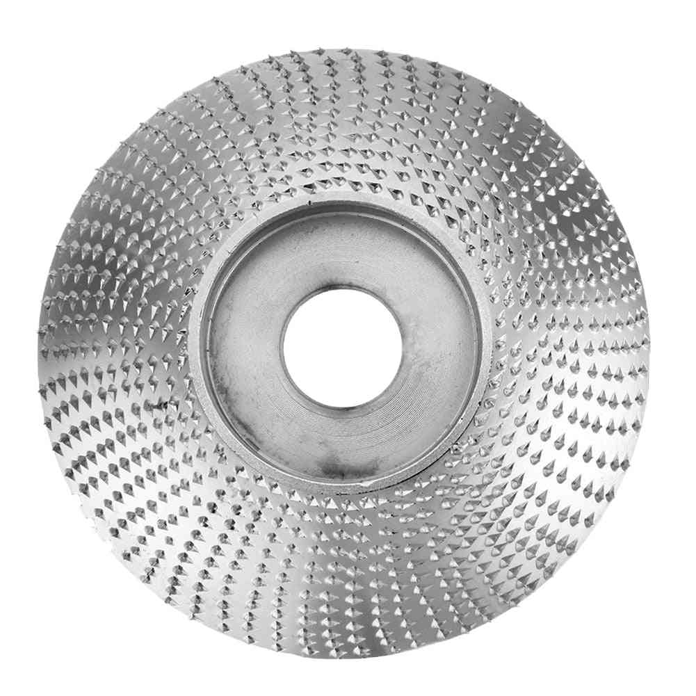 Woodworking Wood Angle Grinding Wheel Abrasive Disc Sanding Carving Rotary Tool