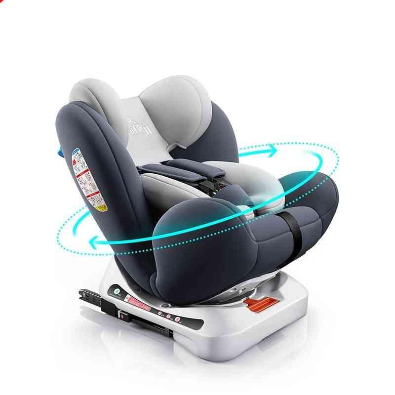 Portable, 360-degree Rotating Baby Car Seat