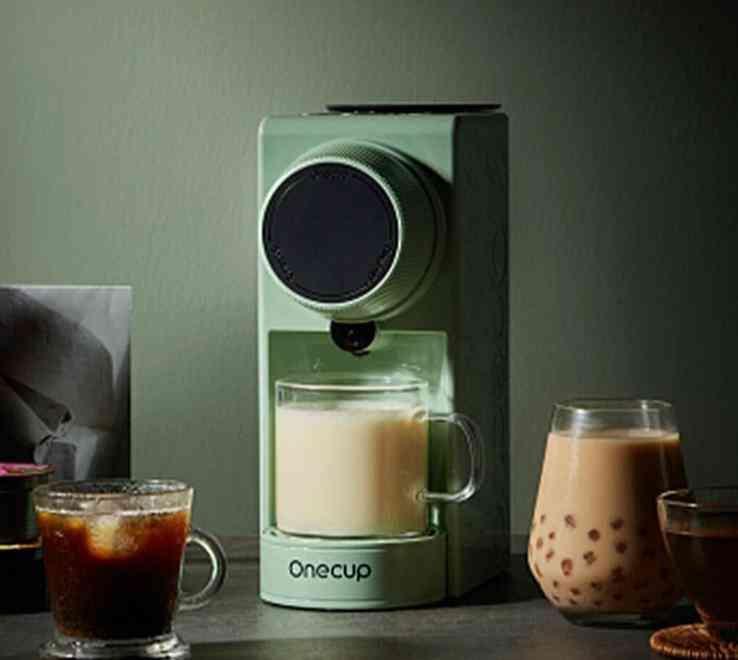 Mini Electric Coffee Machine