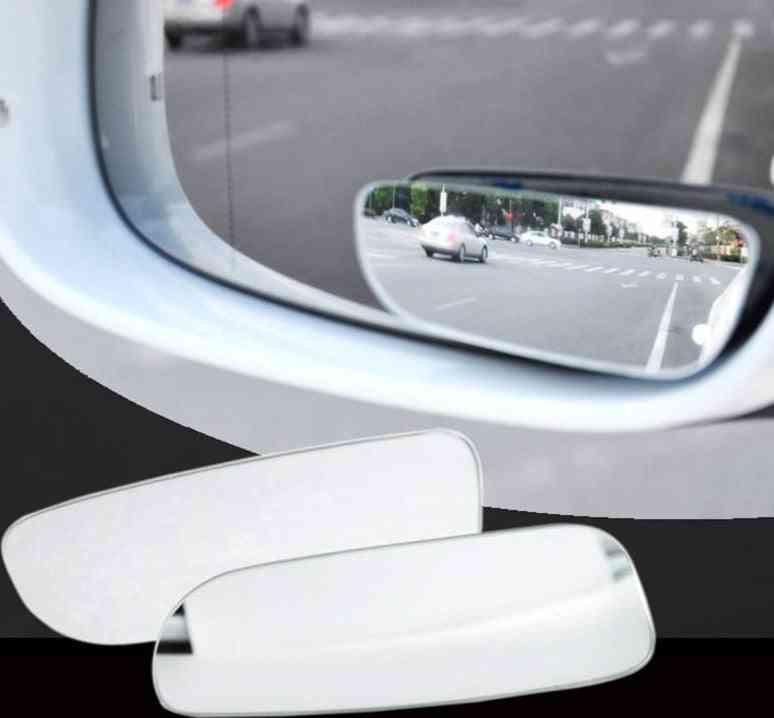 Auto Motorcycle/car Rear View Convex Blind Spot Mirror