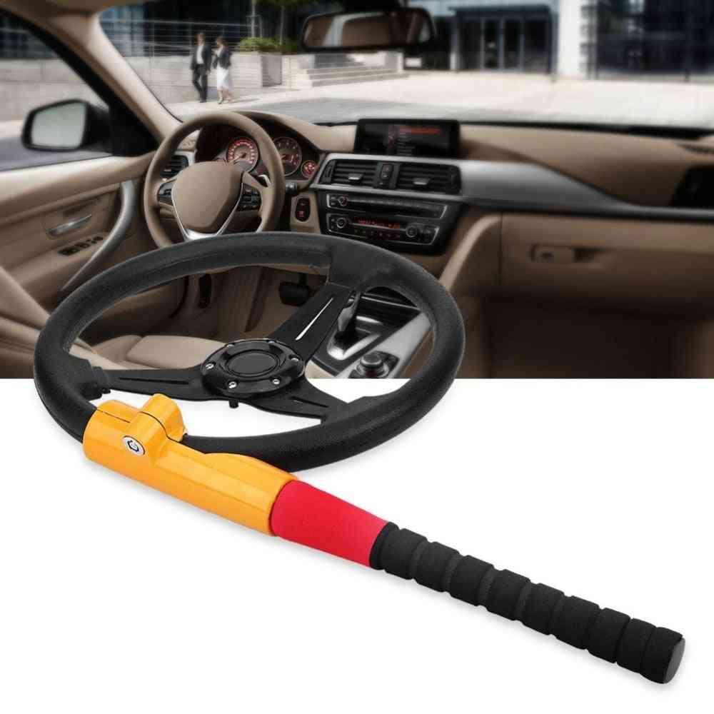 Anti Theft Car Security Baseball Steering Wheel Lock