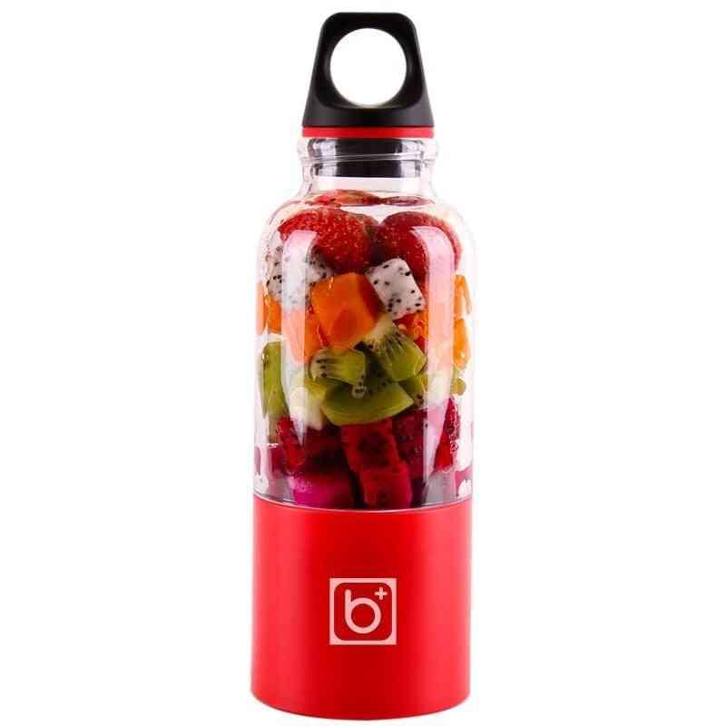 Portable Electric Mini Usb Food Processor, Juicer,  Smoothie Blender, Cup Maker Machine