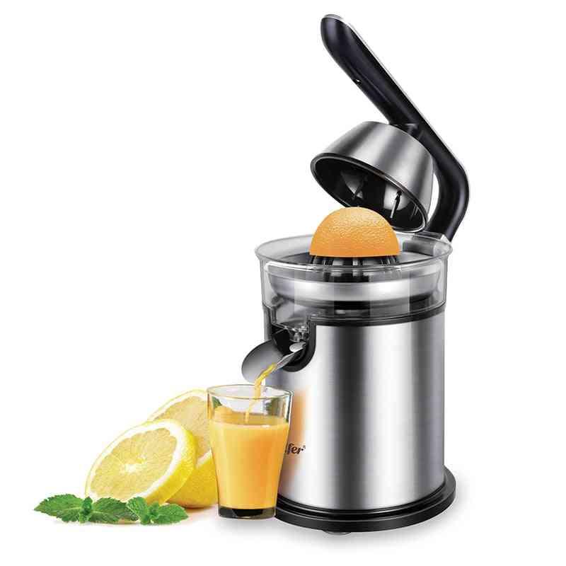 Aluminum Die -casting Handle Orange/lemon Electric Juicers