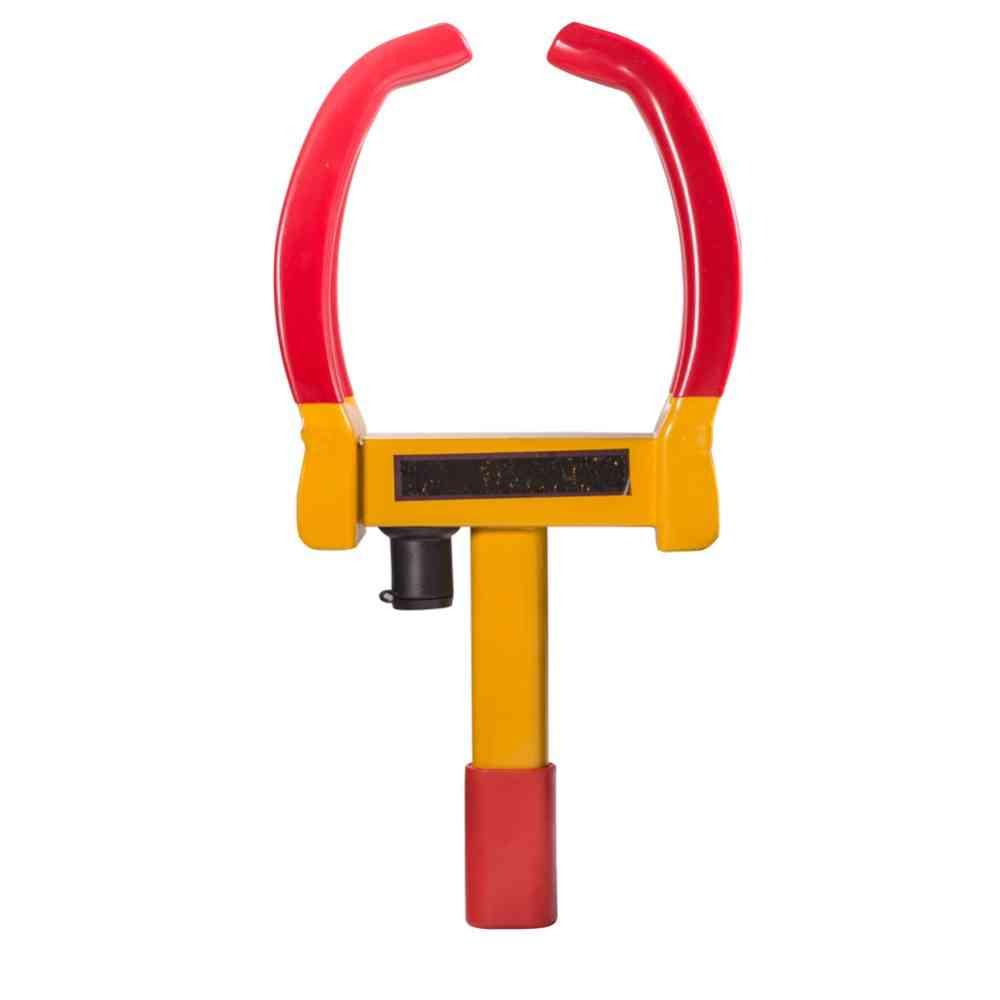 Portable Anti-theft Wheel Clamp Lock