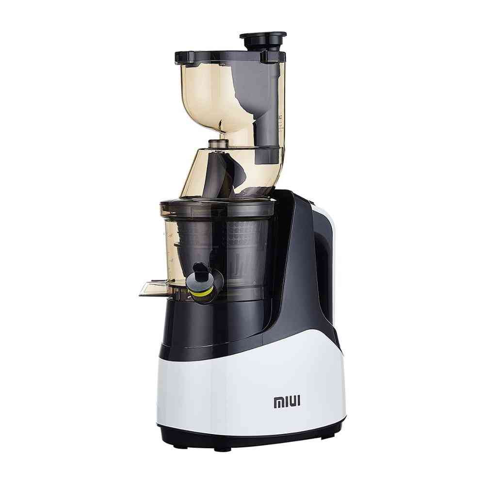 Cold Press Extractor, Filter Free Easy Wash Electric Fruit Juicer Machine