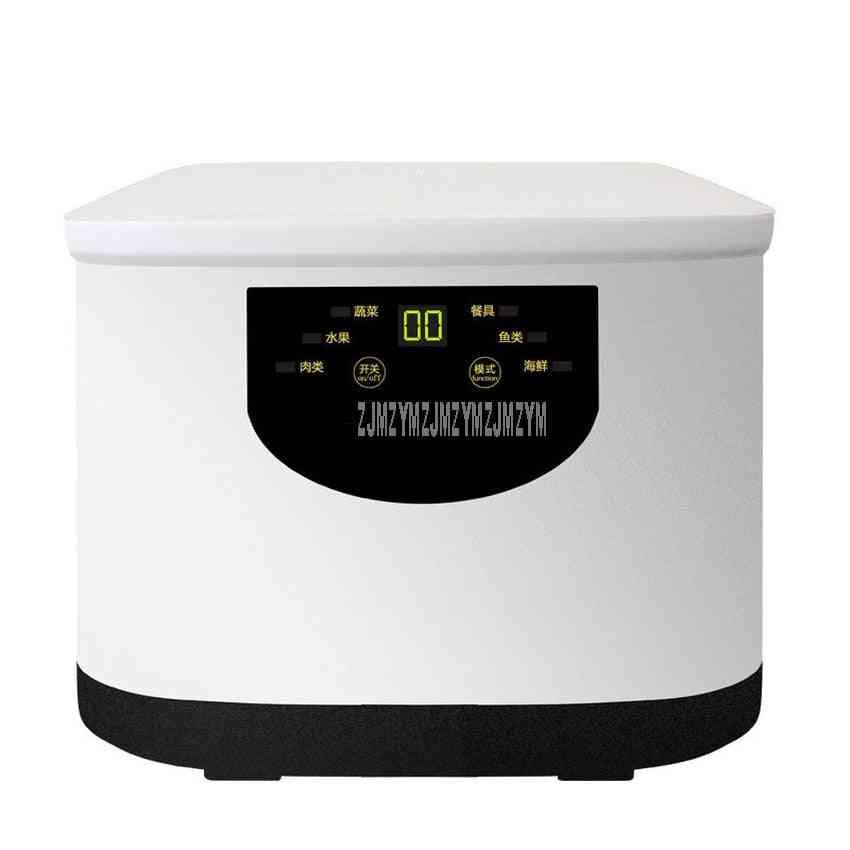 Household Fruit And Vegetable Ozone Sterilizer Washing, Detoxification Machine