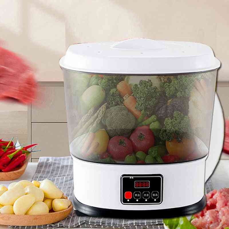 Fruit And Vegetable Washing Machine, Detoxification Cleaning Machines