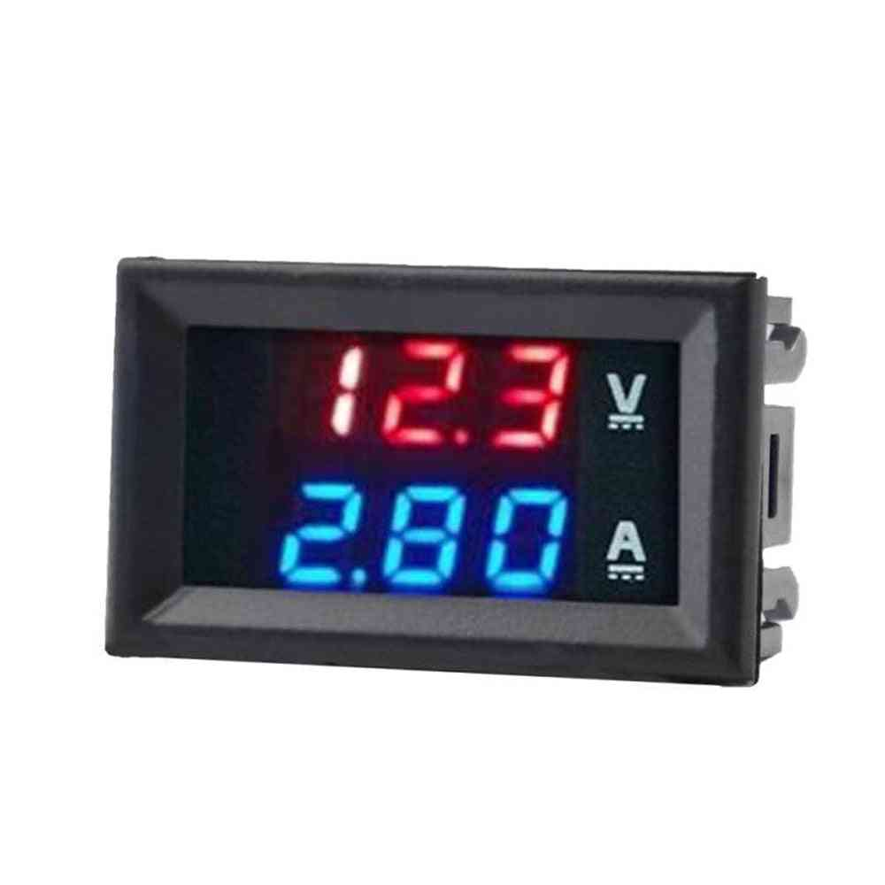 Mini Digital Voltmeter Ammeter Voltage Current Meter Tester