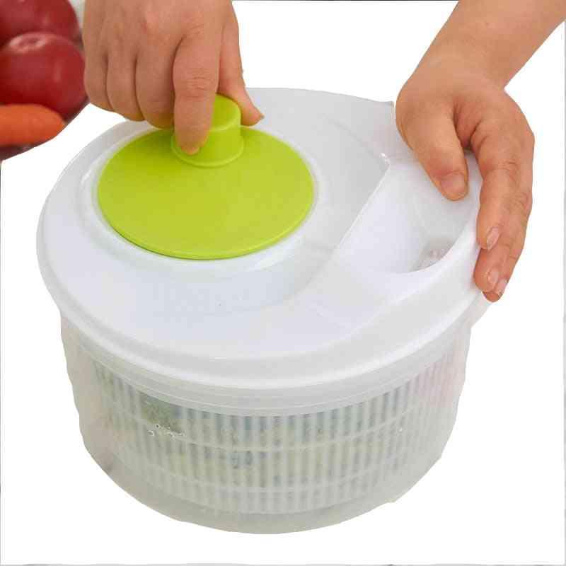 Fruits &vegetables Dehydrator Dryer Cleaner Spinner Basket