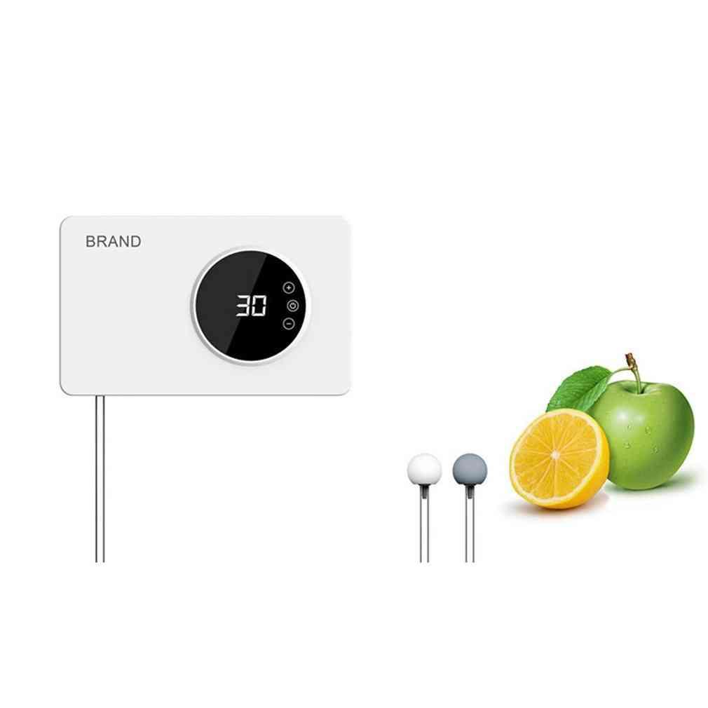 Uv Disinfection Equipment Ozone Sterilizer Box, Household Fruit Vegetable Disinfection Device