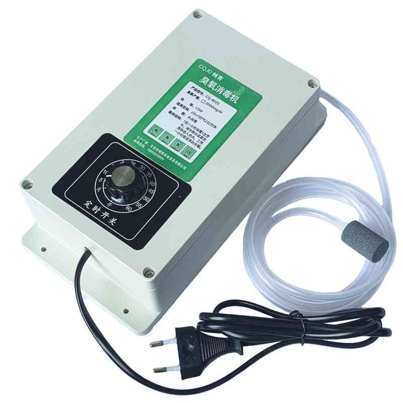 Ozone Generator Timing Machine With Timer For Fruits, Vegetable & Meat