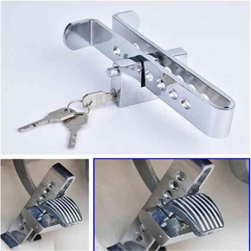 Car Brake/clutch Pedal Lock
