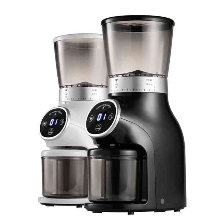 Multifunctional Electric Coffee Grinder Stainless Steel Bean Spice Maker Grinding Machine