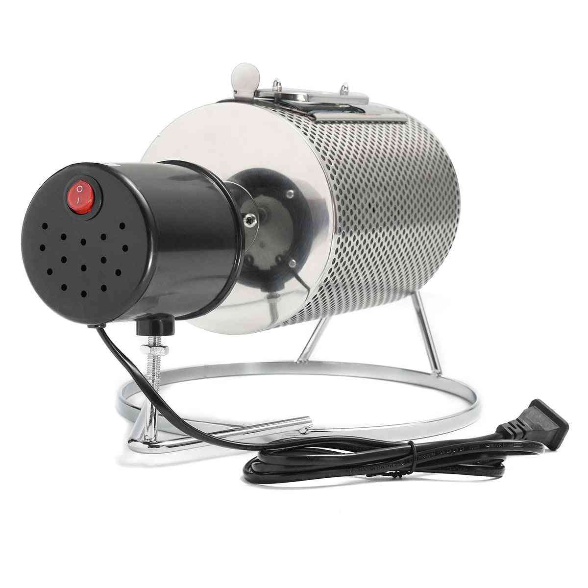 Electric Coffee Roasting Baking Tools Machine, Household Grain Drying Nut Roasters