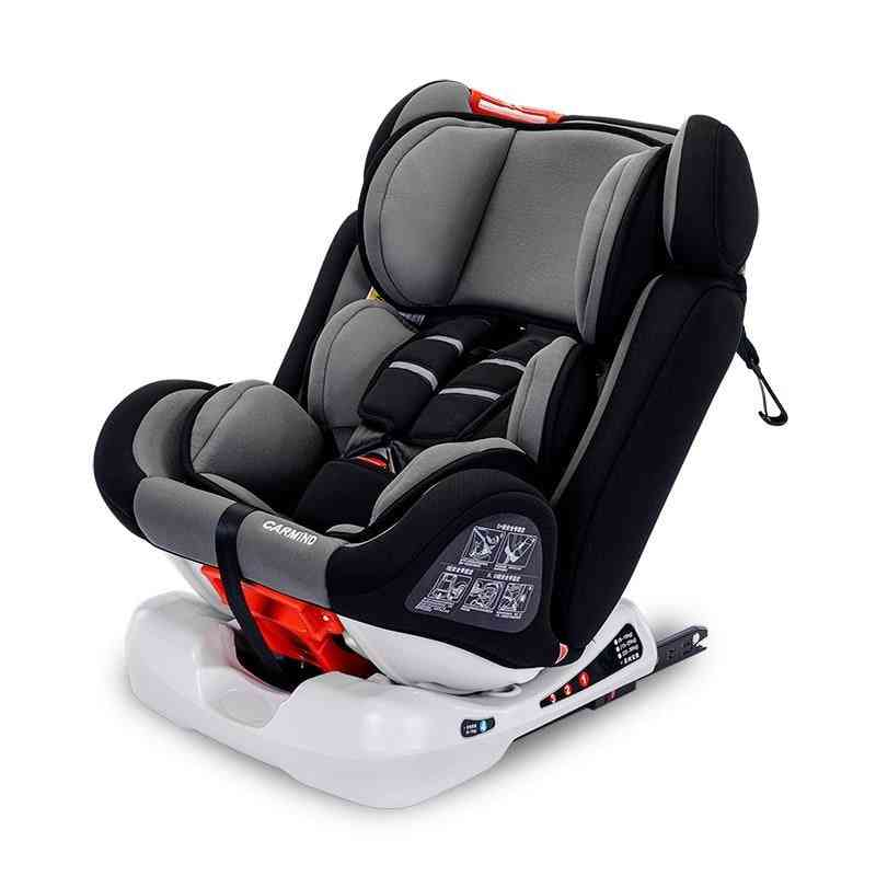 Adjustable Baby Safety Seat, Can Sit Or Lie, Front And Rear Installation