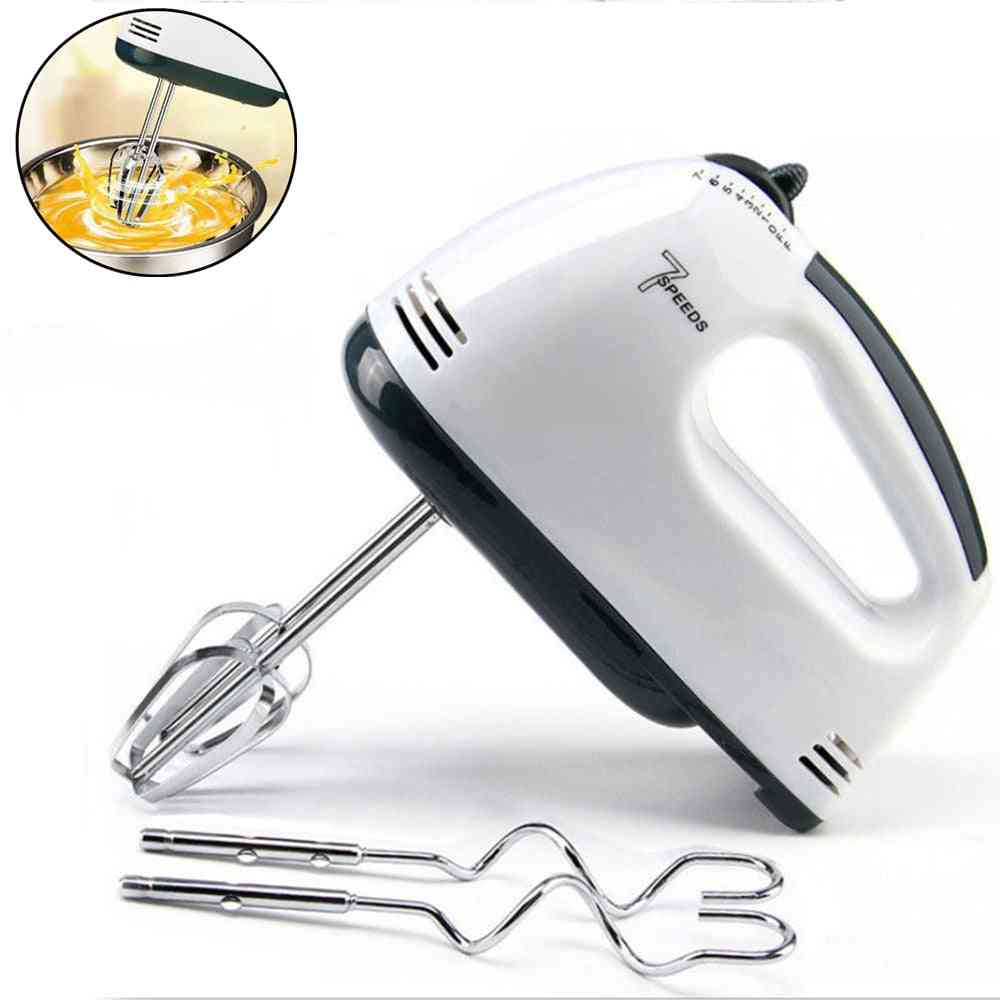 Multifunctional Mini Electric Mixer Egg, Beater, Cream, Food, Dough Blender