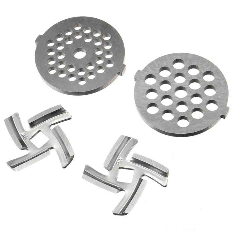 Household Stainless Steel Meat Grinder Blade Spare Part Meat Chopper &cutter