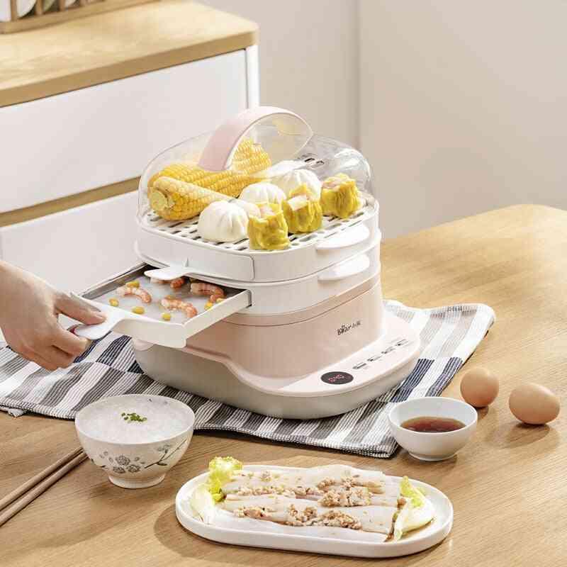 Food Steamer Drawer Type Cooking Intestine Powder Machine