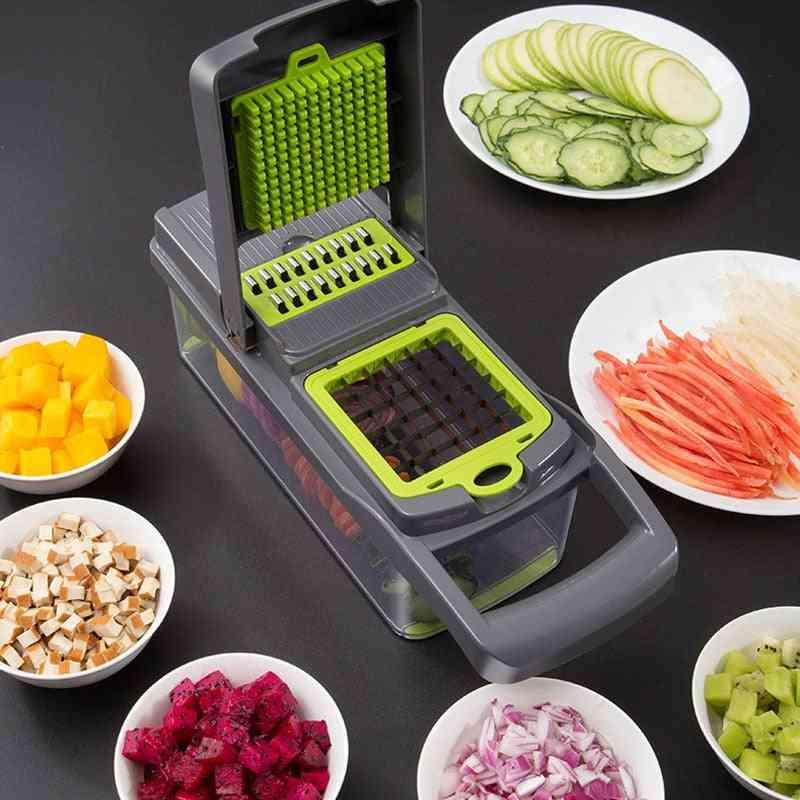 Vegetable Kitchen Mandoline Slicer Fruit Cutter Accessories