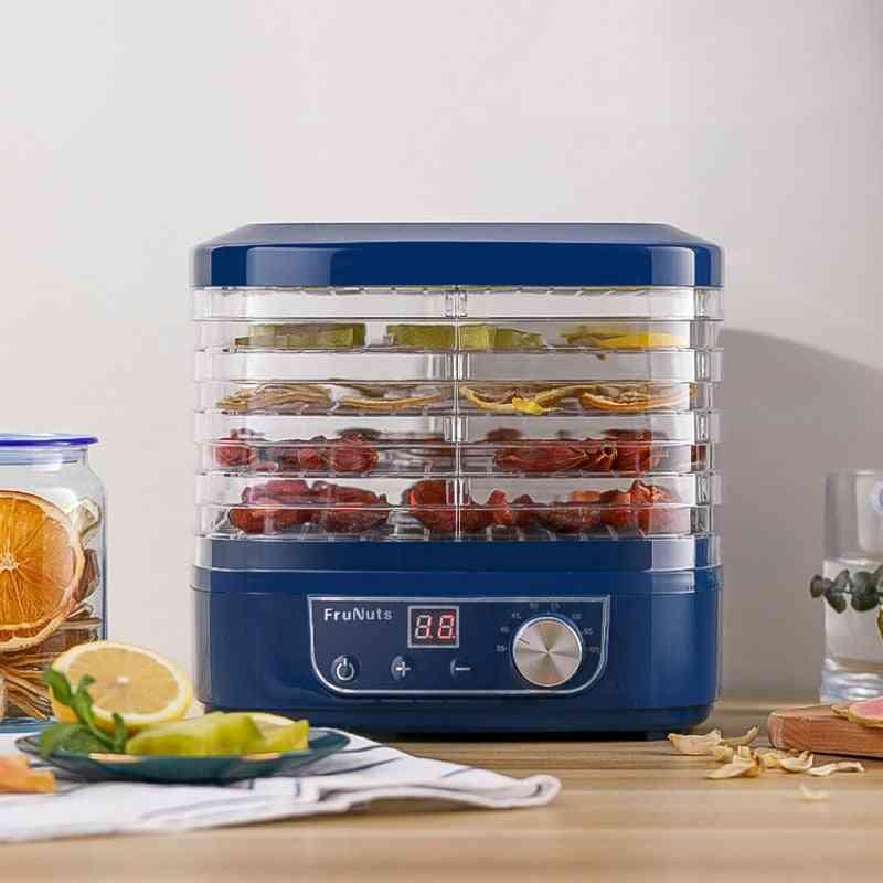 Fruit, Vegetables & Herb Meat Machine - Food Dehydrator Pet Meat Air Dryer