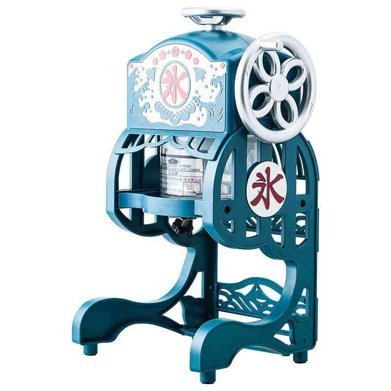 Mini Electric Ice Crusher Machine
