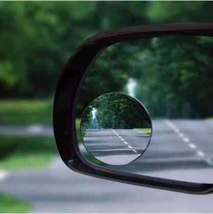 360 Degree Car Wide Angle Round Convex Blind Spot Mirror