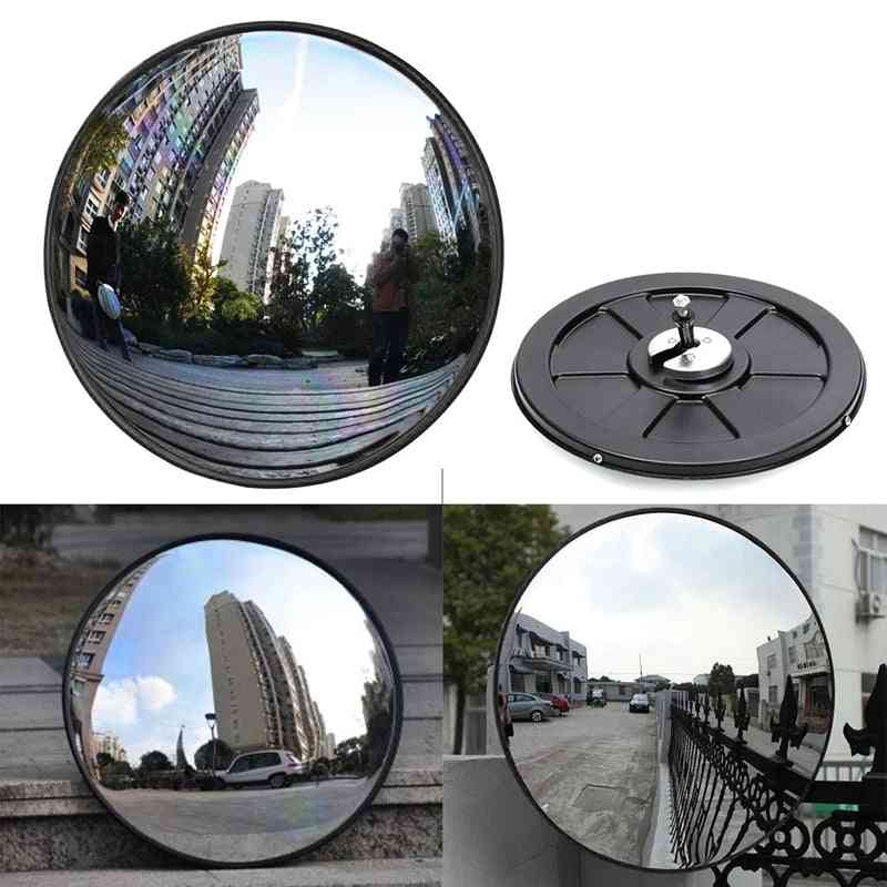 Security Road Mirror, Curved & Roadway Safety Traffic Signal Convex Mirrors