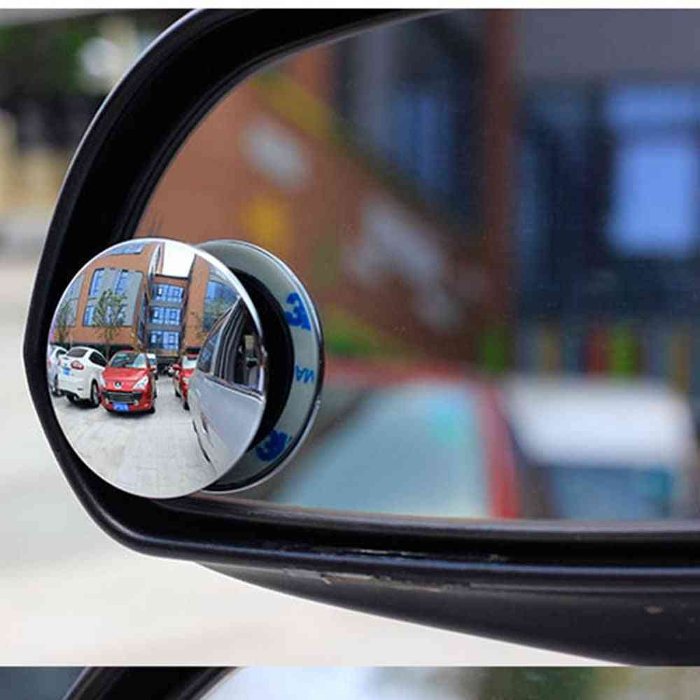 360-degree Rotatable Rearview Convex Mirror