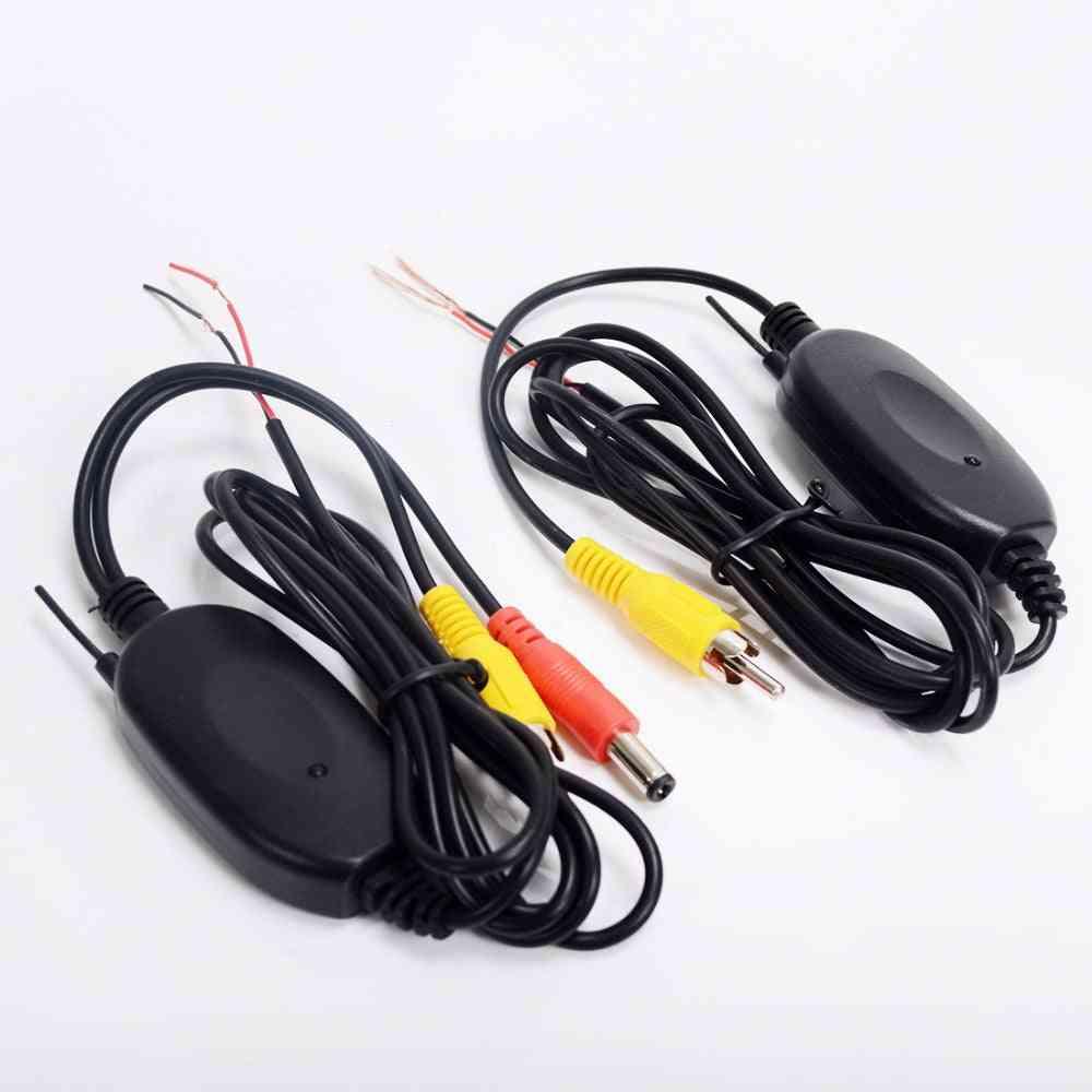 Wireless Video Transmitter Receiver Kit