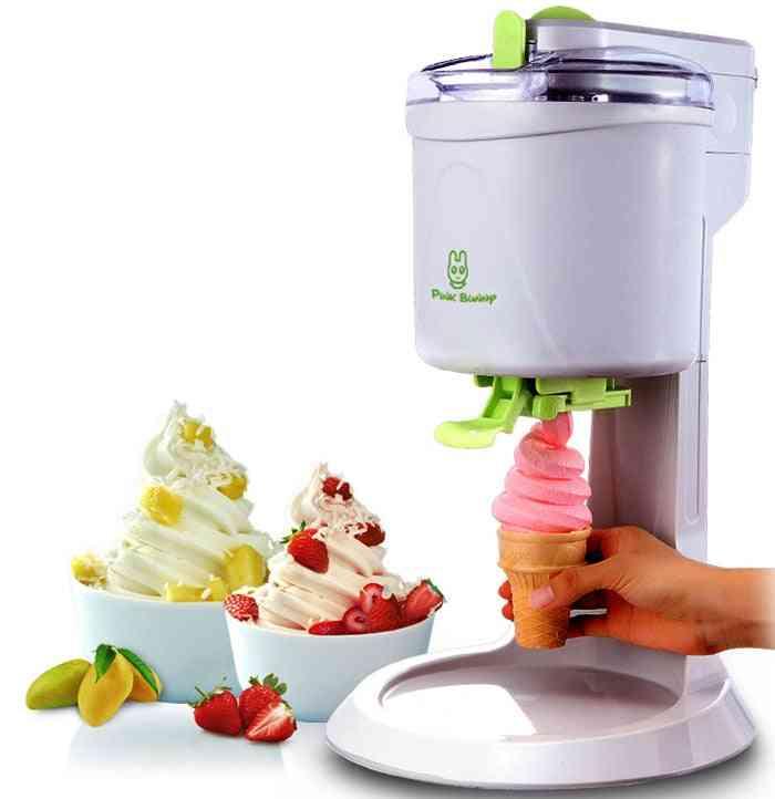 Soft Service Ice Cream Maker Machine