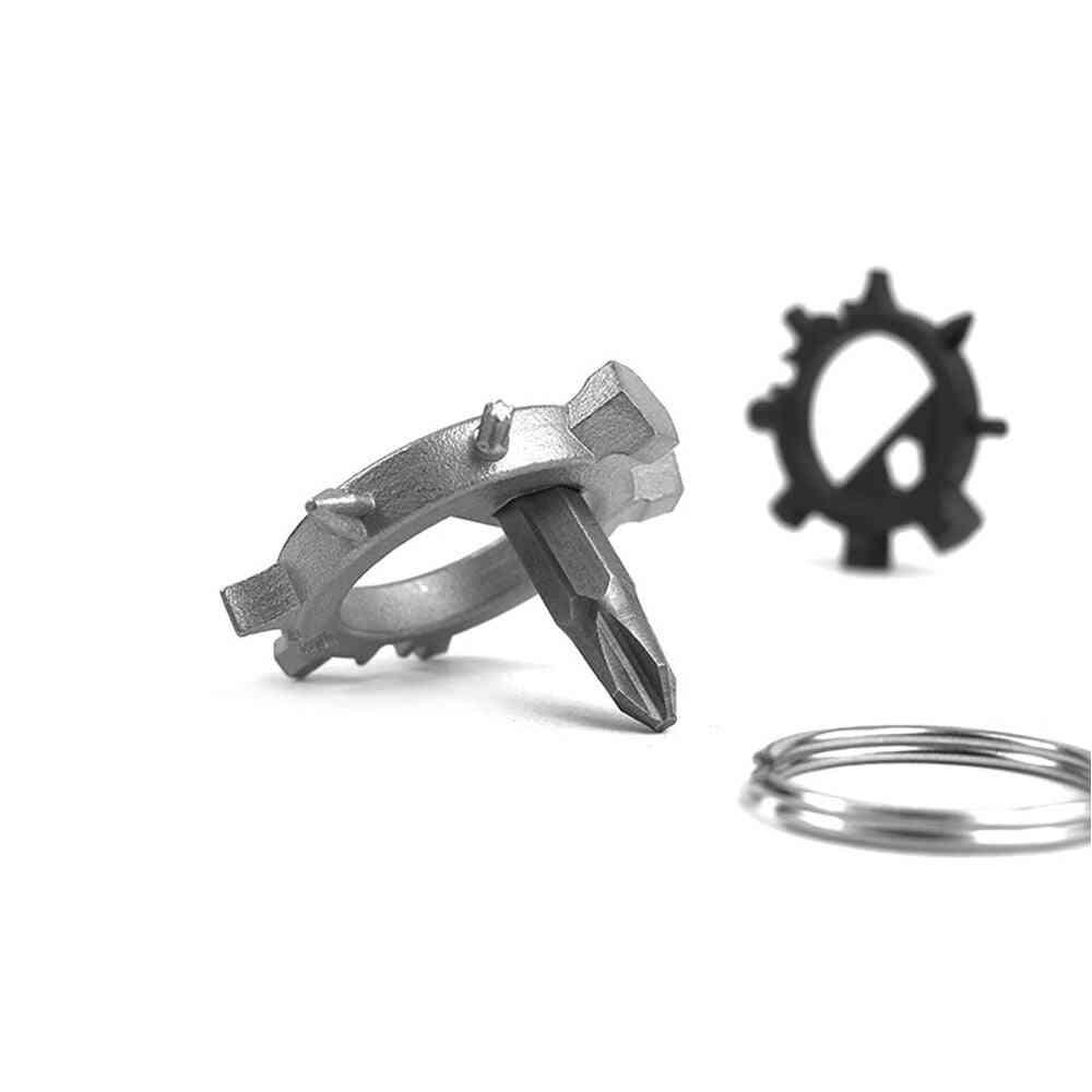 Multifunction Bicycle, Car Repair Screwdriver