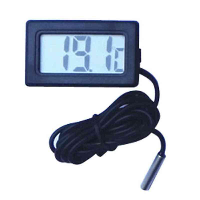 Digital Lcd Display Temperature Meter Thermometer