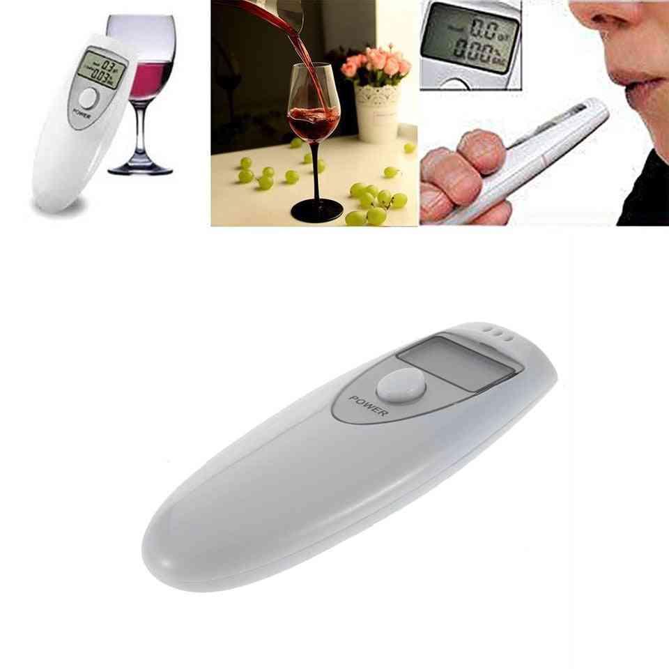 Professional Pocket Digital Alcohol Breath Tester