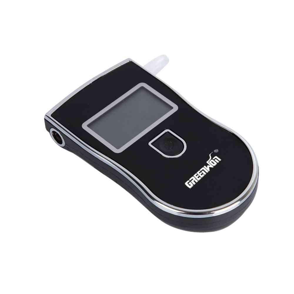 Professional Breathalyzer Portable Alcohol Tester