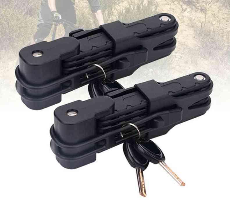 Universal Bicycle Anti-theft Lock And Key Set