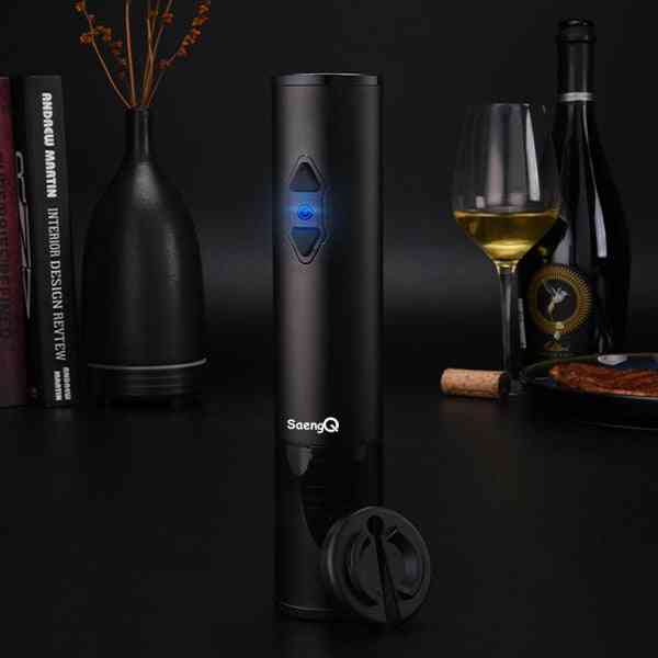 Professional Automatic Electric Wine Bottle Opener