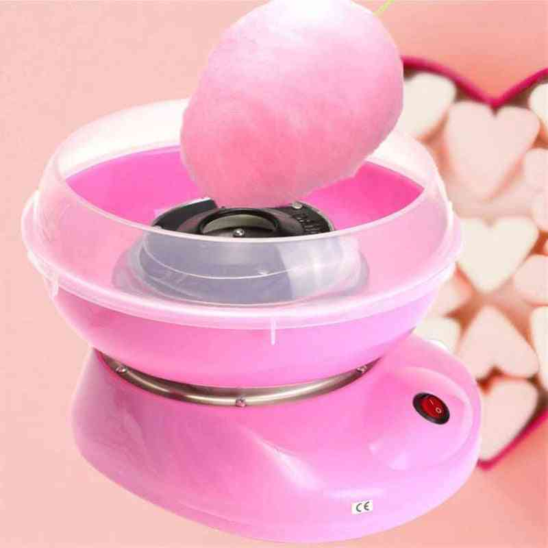 Mini Portable Electric Sweet Cotton Candy Maker Machine