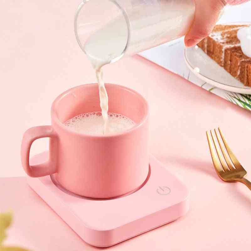 Mug Cup Warmer Office With Three Temperature Plate For Tea, Water & Milk