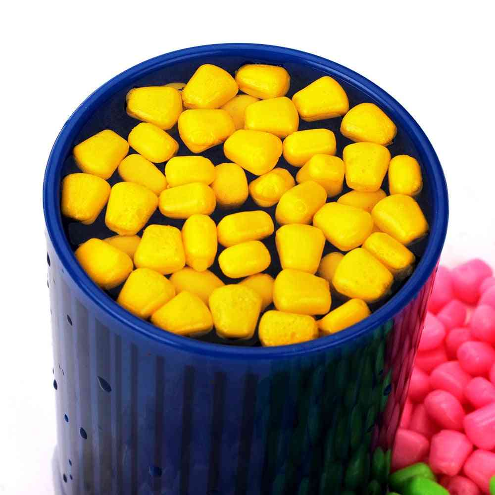 Fishing Corn Floating, Boilies Flavoured, Soft Lure Grass, Carp Bait