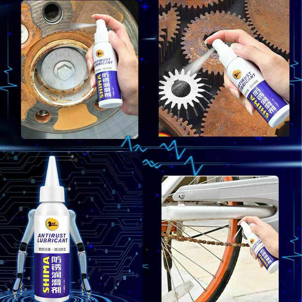 Moisturizing Inhibitor Maintenance Multifunction Car Spray, Derusting, Apply Rust Remover